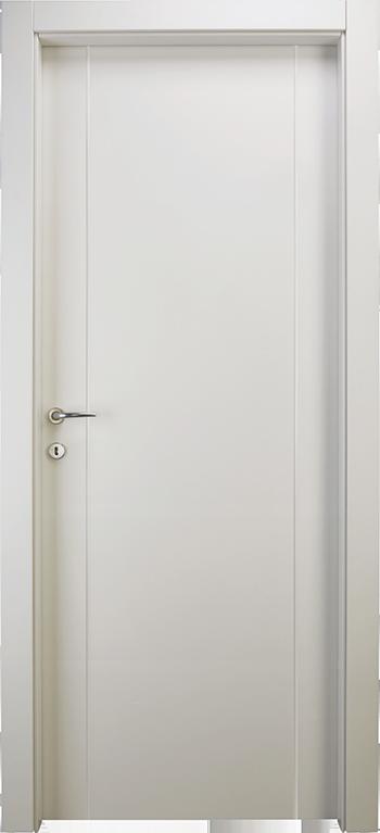 RVICZ11-V101 / Laccato Bianco Incisione